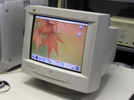 Viewsonic 15″ Monitor (VGA) Model GA655
