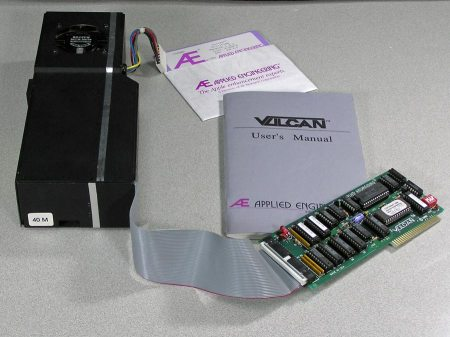 Vulcan Hard Drive IIGS