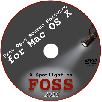 A Spotlight on FOSS 2016 Disc Label