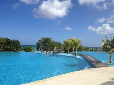 Photo Credit: Apple Vacations, Iberostar Rose Hall Beach Pool