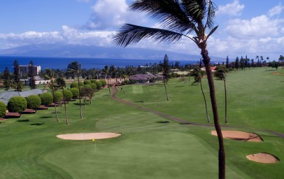 Ka`anapali Beach Hotel Golf