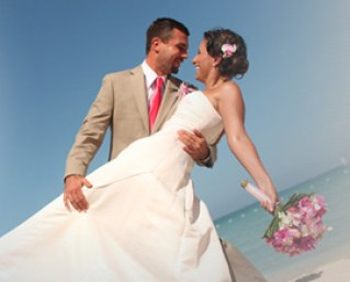 Weddings at Breezes Bahamas