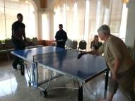 Domonic Brown Ping-Pong