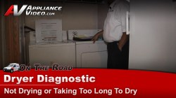 Small Of Dryer Not Drying