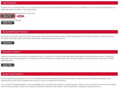 How to Apply for Jewel Osco Jobs Online at jewelosco.com/careers