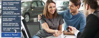 Bad Credit Car Loan | Toronto Used Cars | Ontario Vehicle Financing