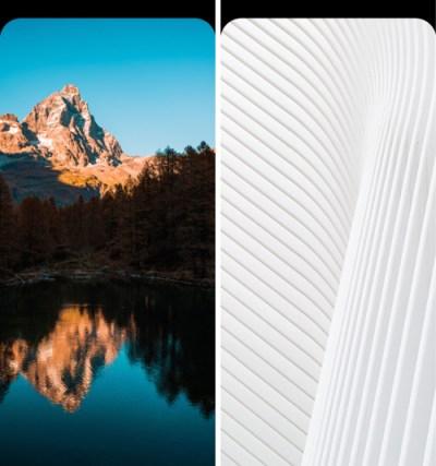 【iPhone X】ディスプレイ上部の「切り込み」が消える壁紙が登場! | カミアプ