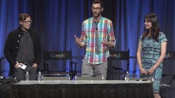 Google I/O 2014 – The design sprint: from Google Ventures to Google[x]