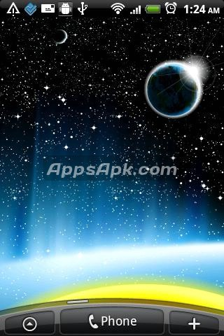 DIY Your Galaxy Live Wallpaper | APK Download For Android