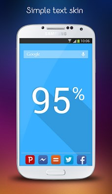 Flat Battery Live Wallpaper APK Download for Android