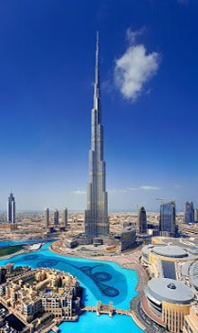 Dubai Live Wallpaper APK Download for Android