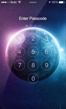 Galaxy Lock Screen Live Wallpaper APK Download for Android
