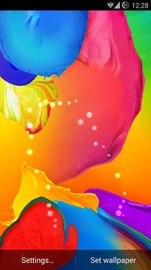 Galaxy S5 Live Wallpaper APK Download for Android