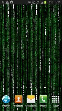 Matrix Live Wallpaper APK Download for Android