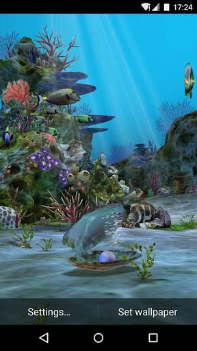 3D Aquarium Live Wallpaper HD APK Download for Android