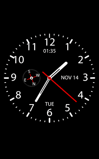 Clock Live Wallpaper APK Download for Android