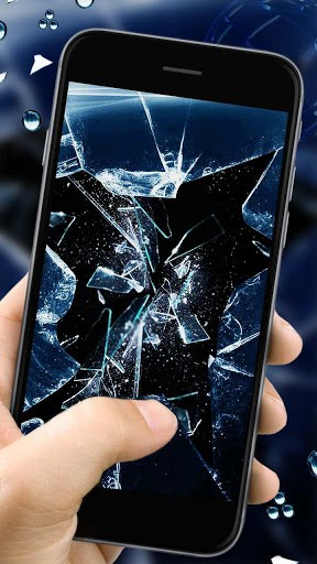 Crack Screen Live Wallpaper APK Download for Android