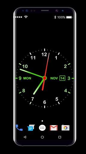 Digital Clock Live Wallpaper APK Download for Android