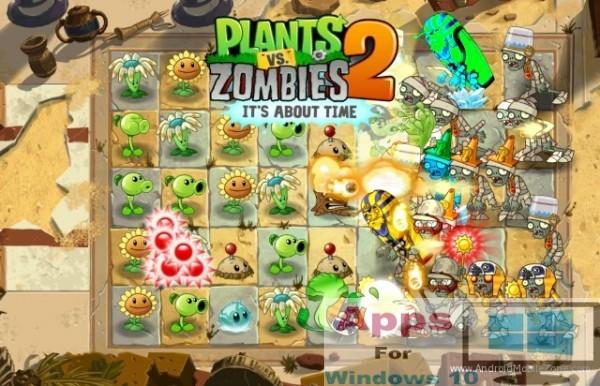 Plants vs Zombies 2 for PC Windows 10 & Mac