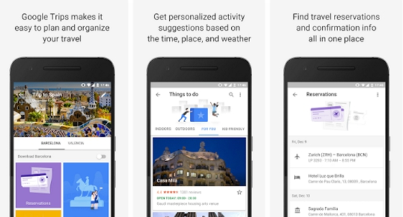 Download Google Trips for PC – (Windows 10, 7, 8, 8.1 & MAC)