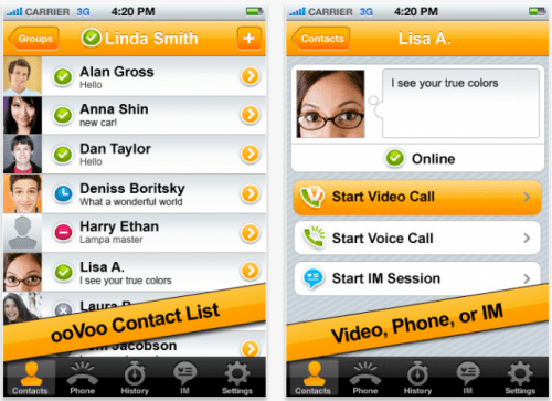 Download ooVoo For PC/Laptop – ooVoo For Windows 8.1/8/7