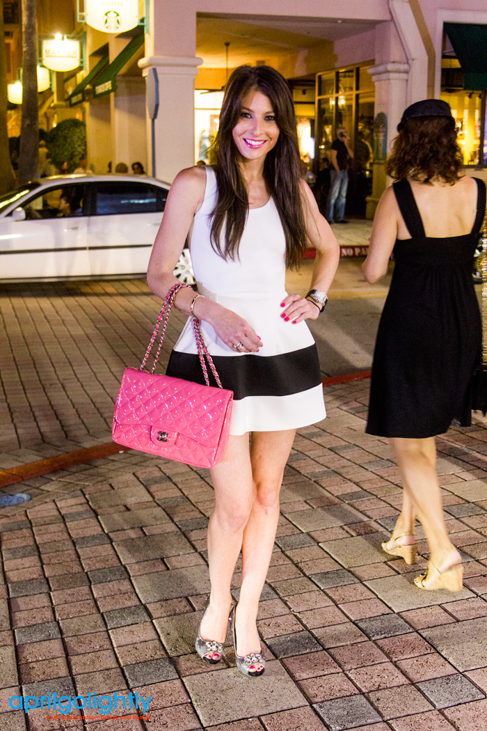 Boca Raton Streetwear Lord & Taylor pink chanel