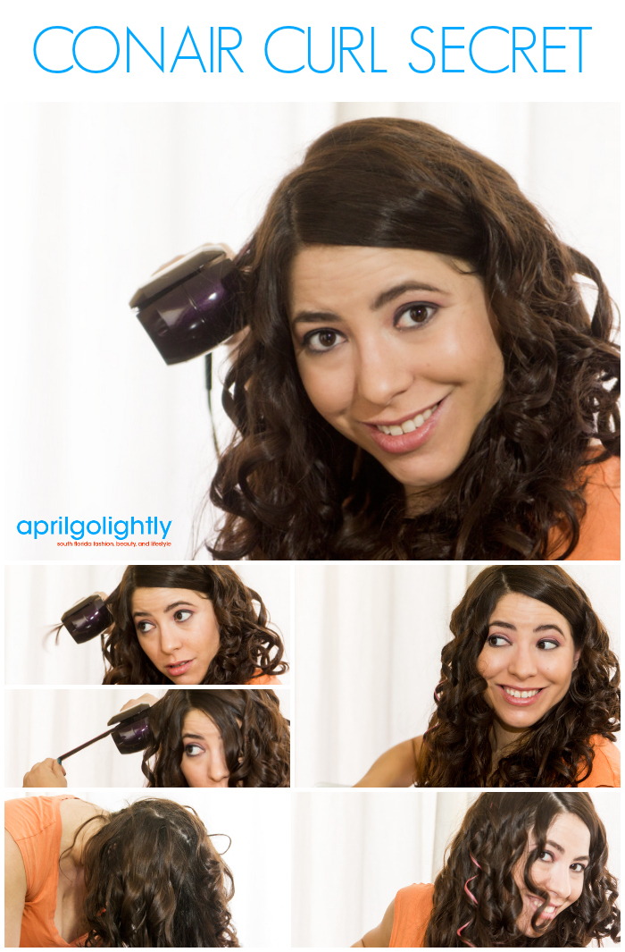 Conair Infiniti Pro Curl Secret Curling Iron Review, #shop, Conair, how to curl hair, how to use a curling iron, curling hair, automatic curling iron, conair curl secret, curl secret, Infiniti Pro