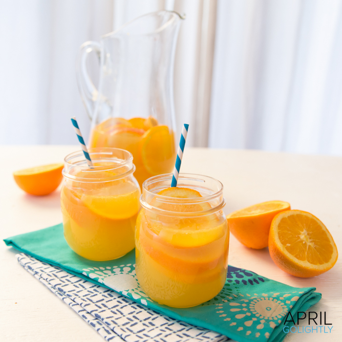 White Orange Sangria #SweetNLowStars-11