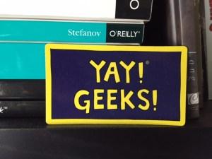 Yay! Geeks!
