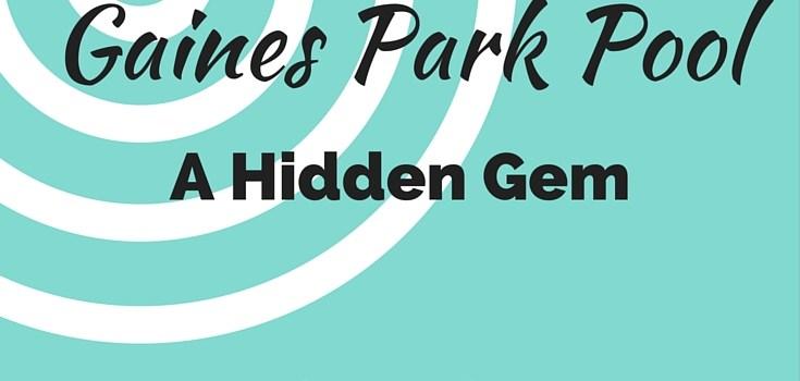 Gaines Park Pool   AprilNoelle.com