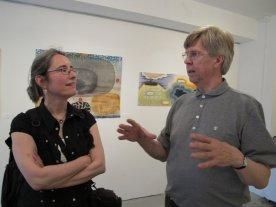 Karen Maurstig and Kari Laitinen (Norway and Finland)