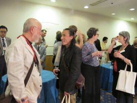 Akira Kurosaki meets Hude, and Liz Forrest reunites with Susan Rushforth (Japan, Mongolia, Canada, Australi)