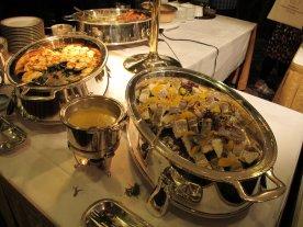 beautiful food, beautifully displayed