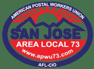 San Jose Area Local 73 Official Logo