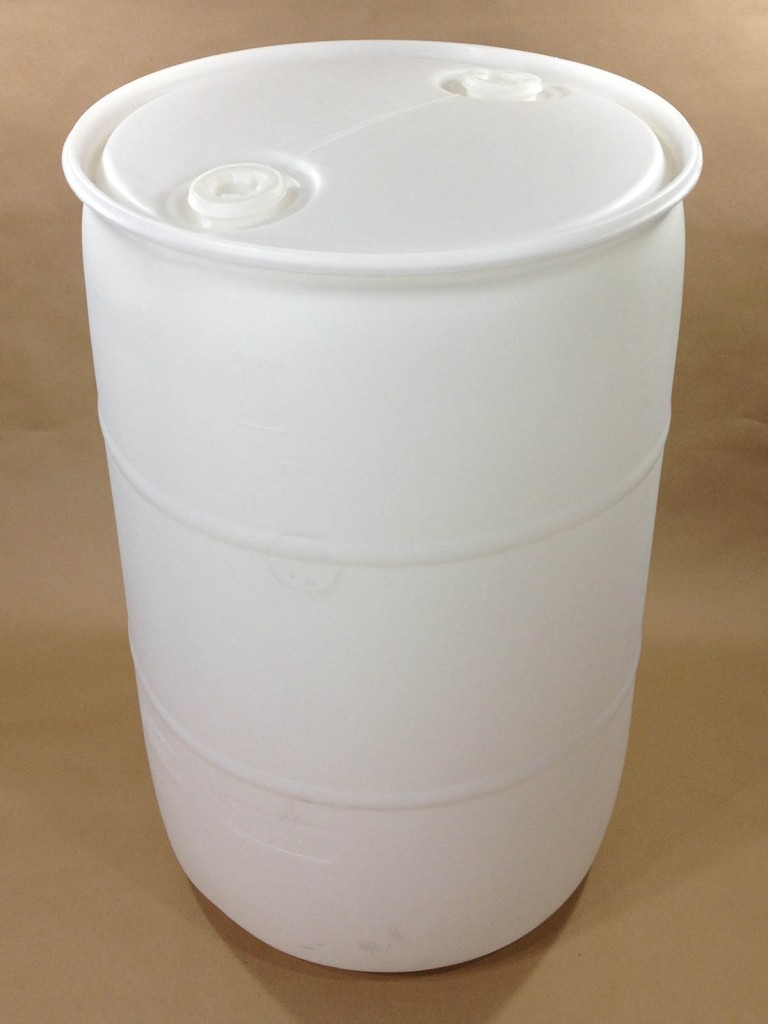 Large Of 55 Gallon Plastic Drum
