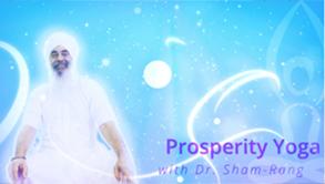Prosperity With Sham-Rang