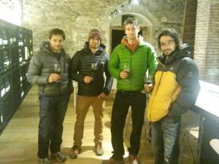 Degustazione di vino, Catalogna 2013