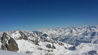 Panorama dal Galenstock