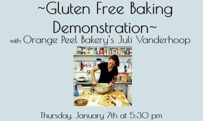 Gluten free demo