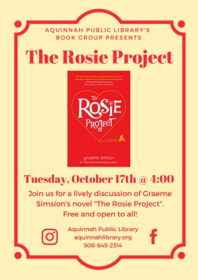 Book Group_ Rosie Project