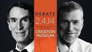 نظرية الخلق أم نظرية التطور، المناظرة الكاملة مع بيل ناي رجل العلوم وكينيث ألفريد، الجزء الأول