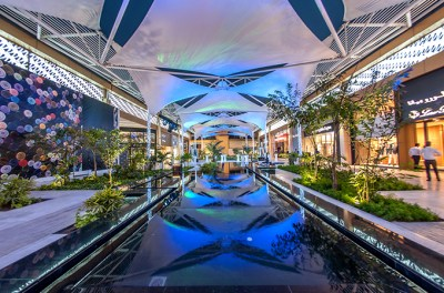 Jeddah luxury mall opens doors - Lifestyle