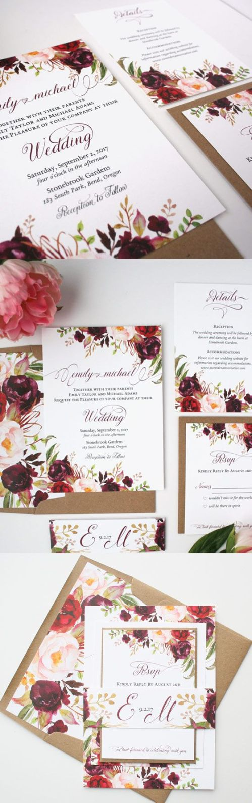 Upscale Fall Wedding Invites Arabia Weddings Fall Wedding Invitations Fall Wedding Invitations Diy