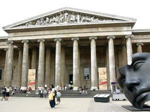 صورة للمتحف البريطاني أعرق متاحف العالم