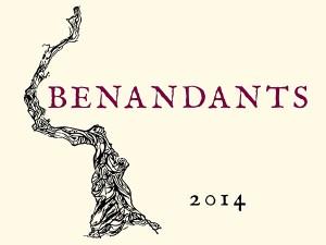 Benandants Charbono 2014 Label