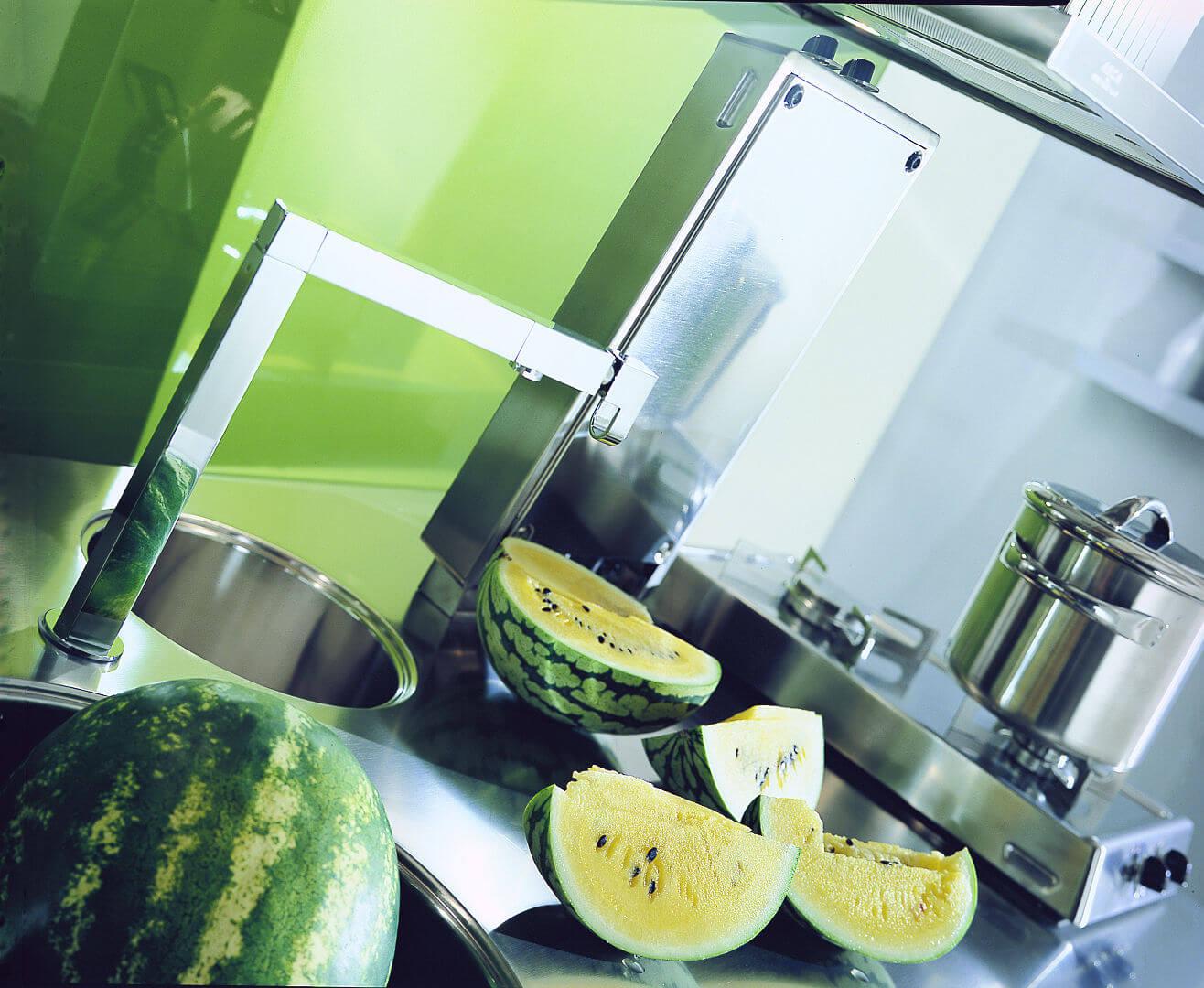 Free - Arca Cucine Italia - Cucine in Acciaio Inox