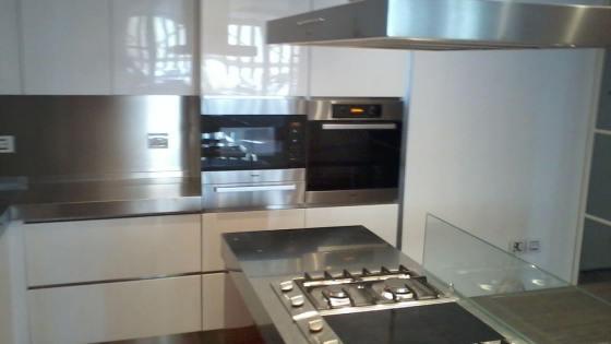 Arca Cucine Italia  – Cucine Domestiche Acciaio Inox – Scatti Clienti – 2013-06-05 09.12.31