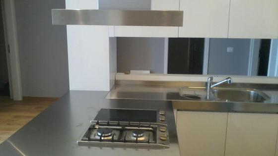 Arca Cucine Italia  – Cucine Domestiche Acciaio Inox – Scatti Clienti – 2013-06-05 13.01.41