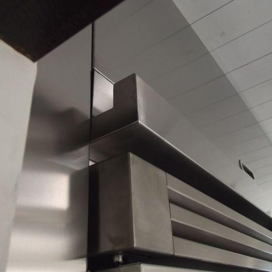 Arca Cucine Italia  – Cucine Domestiche Acciaio Inox – Scatti Clienti – Dscf0246