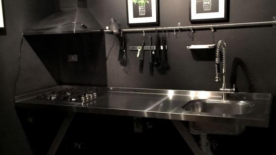 Realizzazioni - Arca Cucine Italia - Cucine in Acciaio Inox